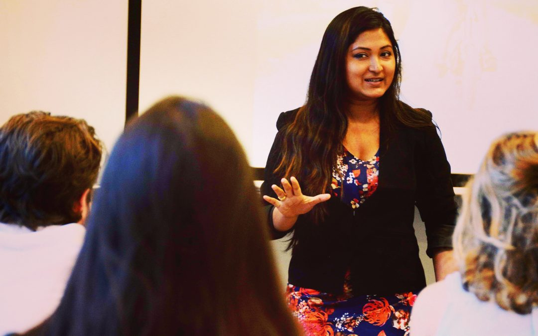 Upcoming Talk: Professional Storytelling for Corporate Women in Leadership